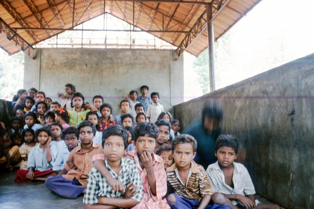 Recognising tribal culture, language, cognitive strength, curriculum and inherent learning ability of children can revamp tribal education system. Photo: Sunita Narain