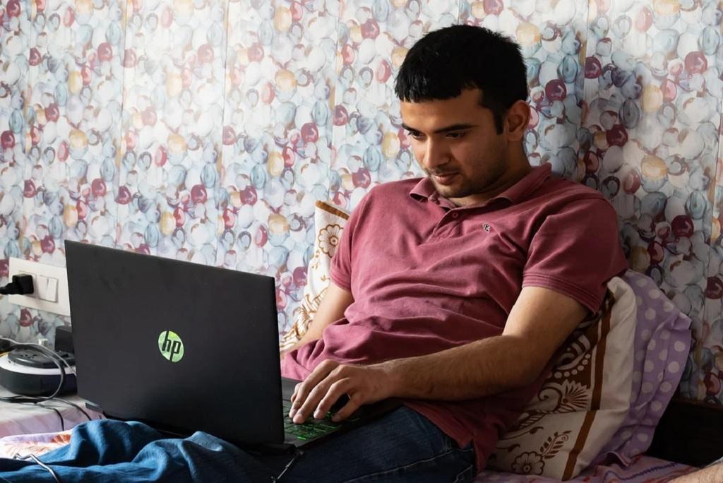 कोविड-19 के बाद घर से काम करने की प्रवृति बढ़ सकती है। Photo: Pixabay