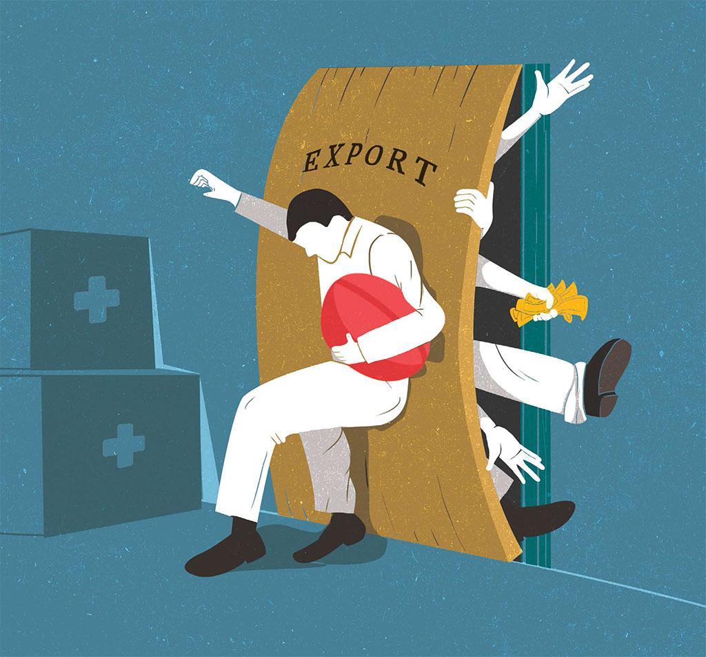 The big Pharma mess