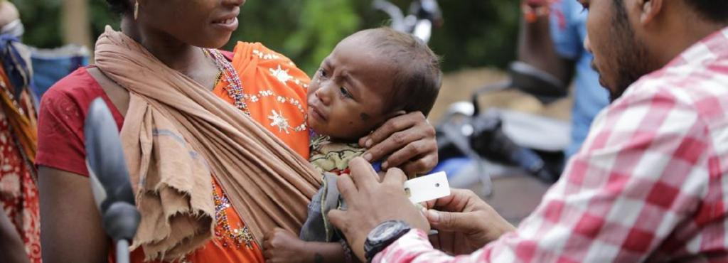 The South Asian region is likely to have around 360 million children pushed into poverty and food insecurity within the next six months as a result of the novel coronavirus disease (COVID-19) pandemic Photo: Vikas Choudhary