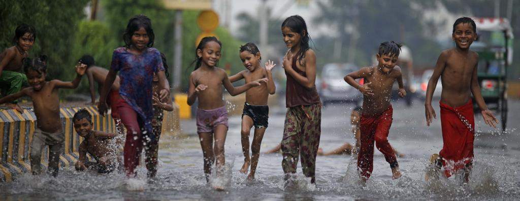 The southwest monsoon has been on schedule in 2020; rainfall was relatively low in south India but more in central states. Photo: Vikas Choudhary / CSE