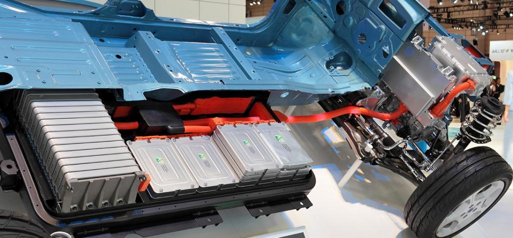 The production of raw materials used to make electric car batteries are usually concentrated in a few countries. Photo: Wikimedia Commons