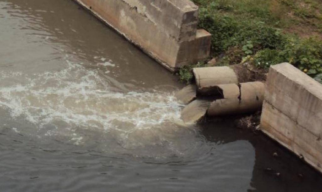 जयपुर में अस्पतालों से निकल रहे सीवेज के पानी में कोरोनावायरस जीनोम पाए गए हैं। फोटो: ऋचा शर्मा, सीएसई