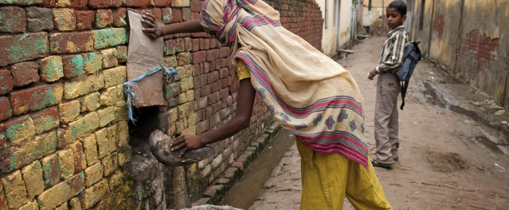 Manual scavenging continues in India despite all the ongoing programmes / policies / norms on the safe management of human excreta. Photo: iStock