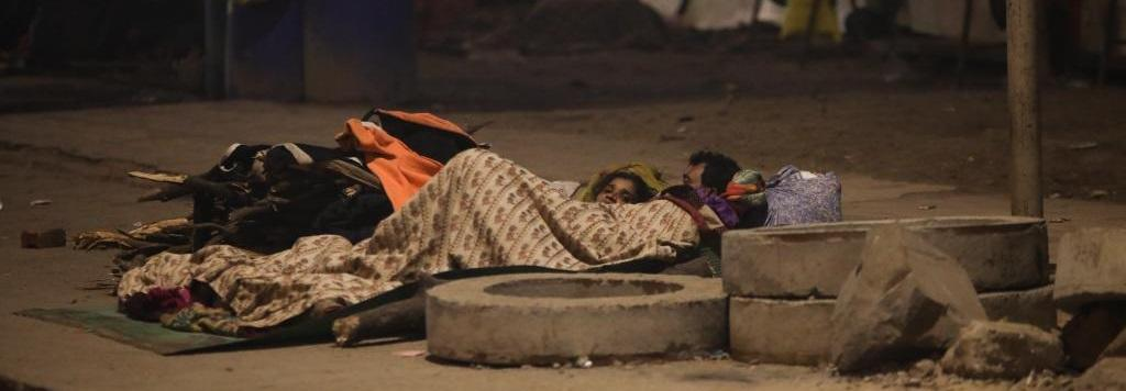 At least 271 million people have been lifted from multi-dimensional poverty, according to NITI Aayog. Photo: Vikas Choudhary