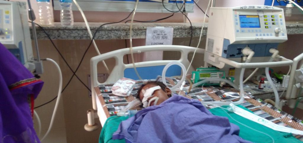 Why are mysterious diseases happening in India? Photo: Manoj Singh