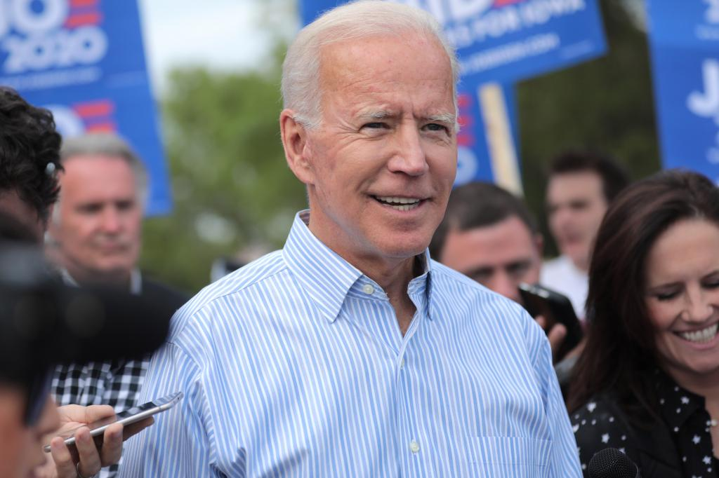 Joe Biden has a long list of qualified female VP candidates. So, who will he pick? Photo: Wikimedia Commons