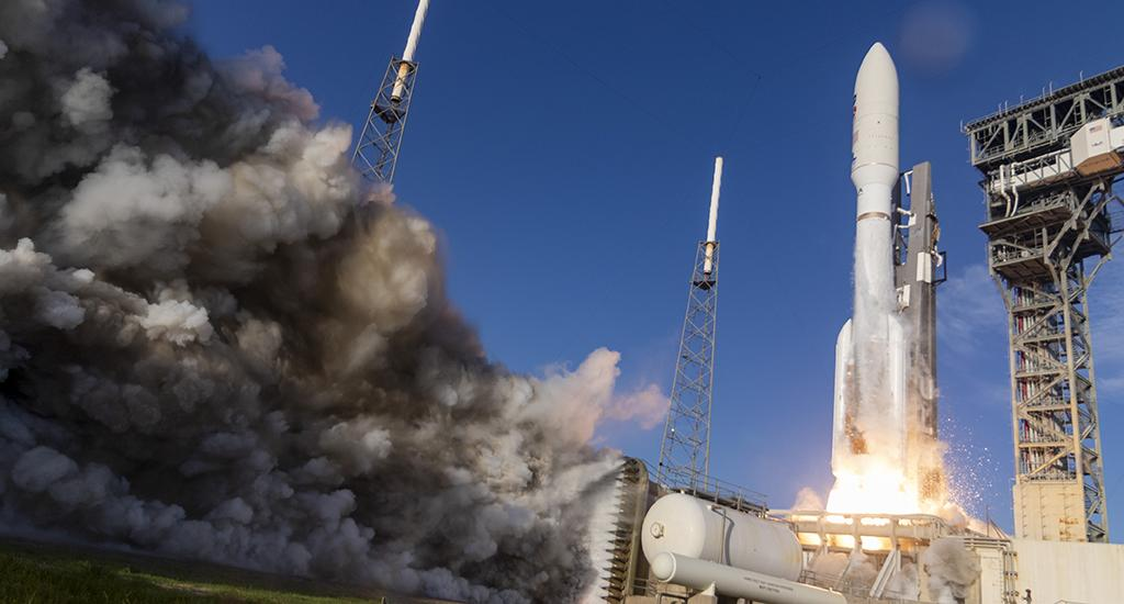 The Atlas V rocket lifted off towards the red planet at 7:50 a.m. EDT (1150 GMT). NASA initially feared the novel coronavirus disease (COVID-19) would result in the Perseverance rover missing its three-week launch window. Photo: ULA