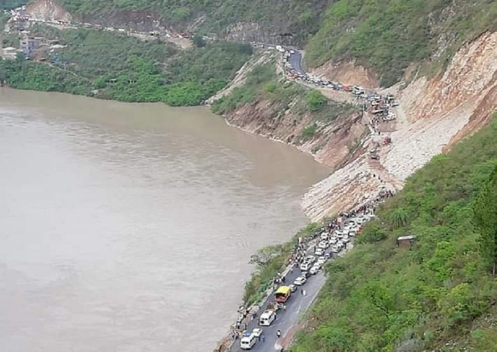 Char Dham Highway. Ruthless harvesting can prove to be perilous for the biodiversity.
