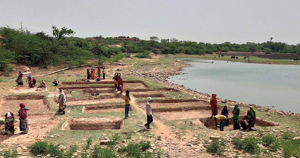 नए ग्रामीण भारत की रीढ़