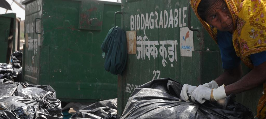 The Supreme Court made it mandatory for all municipal corporations and state pollution control boards to use a COVID-19 app to track biomedical waste. Photo: Sayantan Bera