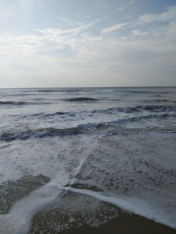 Seawaves, Mahabalipuram. Photo: JoyjeetDas