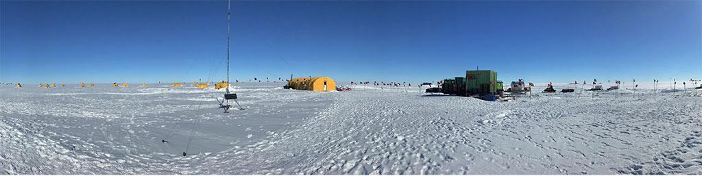 बर्फ की गहराई में जलवायु का भविष्य
