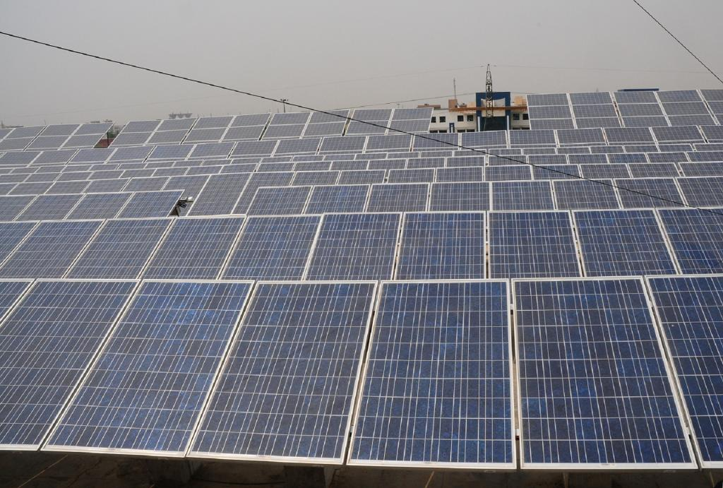 The project — that prompted a call by Prime Minister Narendra Modi for connecting solar energy supply across borders — added all forms of renewable energy. Photo: Meeta Ahlawat