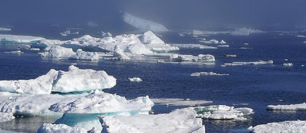 Arctic sea ice is melting faster than ever: Study. Photo: Pikist