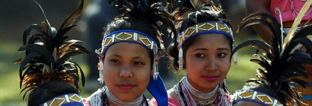 The Sixth Schedule is unique because it confers autonomy and right to self-governance to indigenous people living in parts of the North East. Photo: Wikimedia Commons