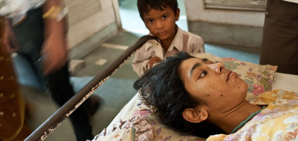Delhi tops in Asia among childhood cancers in boys in 0-14 yrs age group. Photo: Sayantoni Palchoudhuri / CSE
