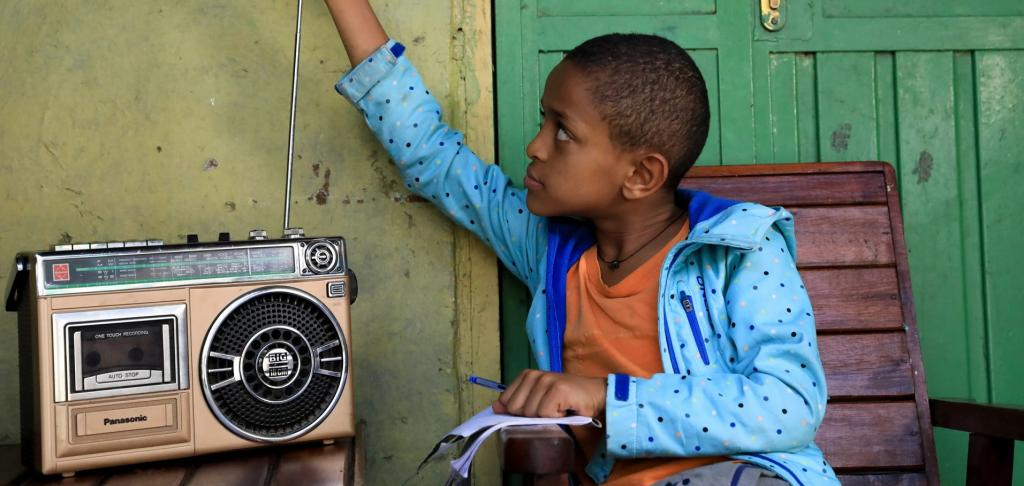 Globally, at least 72 per cent of schoolchildren (333 million) unable to access remote learning are from the poorest households in their countries. Photo: data.unicef.org