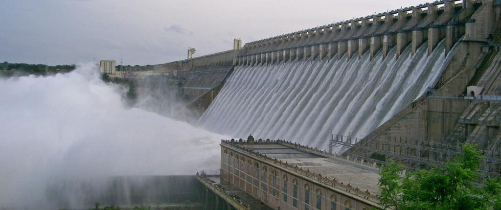 Reservoirs across India filling up as country receives good rains. Photo: Wikimedia Commons