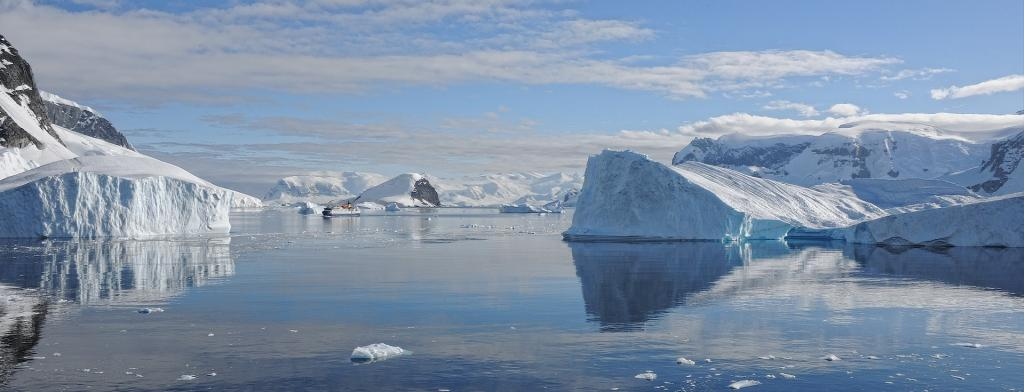 Increasing melting rates of ice sheets will raise sea levels by a further 17 cm, says the study. Photo: Pixabay