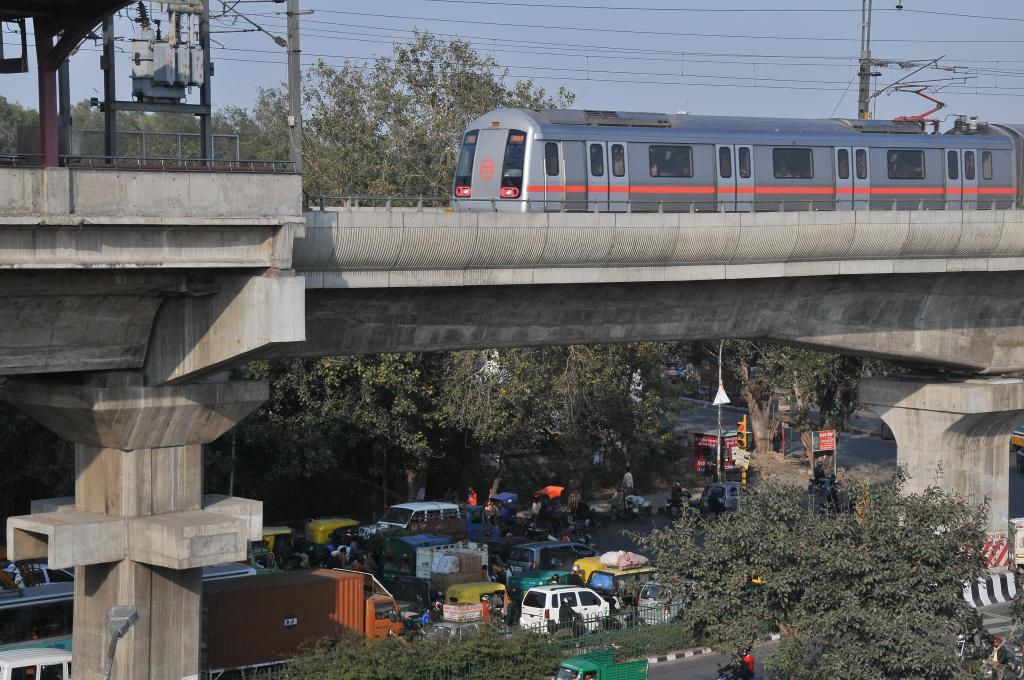 Delhi Metro will reopen in three stages, starting September 7. Photo: Meeta Ahlawat / CSE