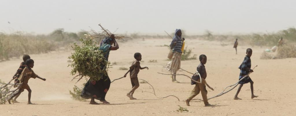 Climate Migration primarily in middle income, agri-dependent countries: Study. Photo: Wikimedia Commons