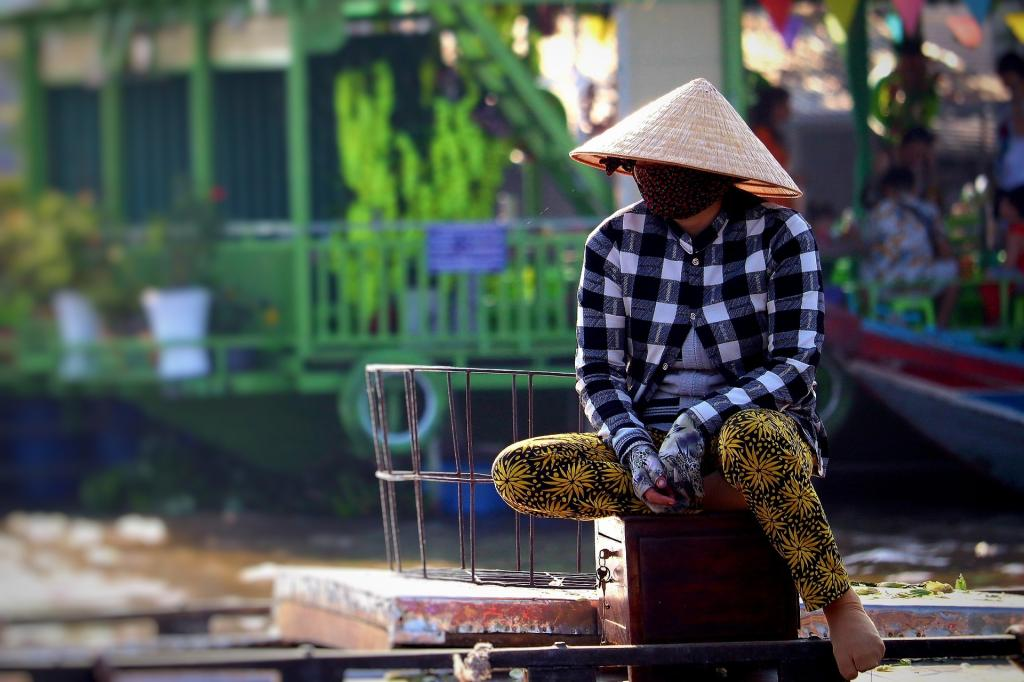 Grassroots innovators and socially minded entrepreneurs in Vietnam have helped to soften the blow of the pandemic. Photo: Pixabay