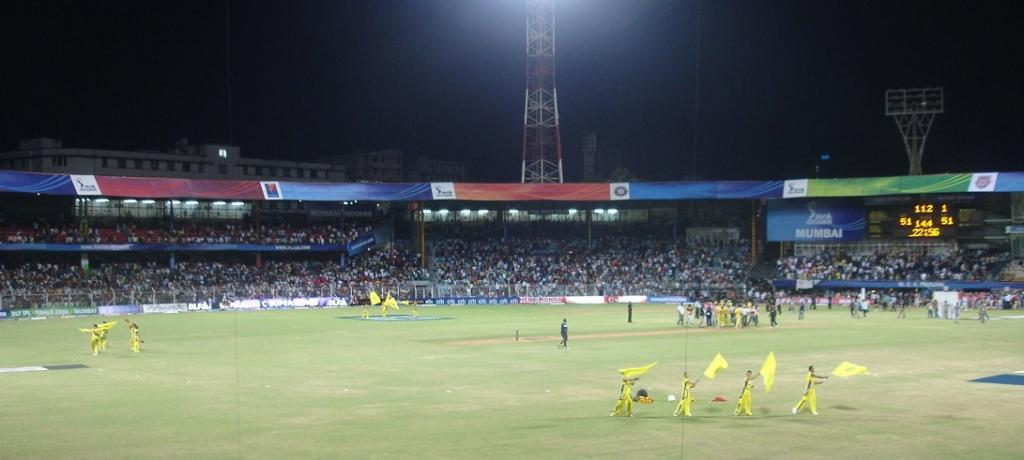 Cricket's Indian Premier League heads to the UAE as political power and money hit coronavirus concerns for six. Photo: Wikimedia Commons