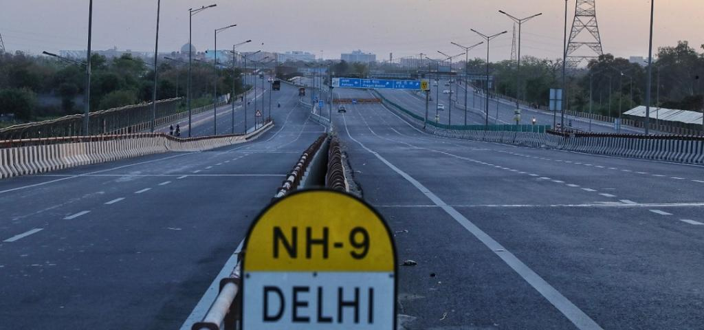 CPCB confirms COVID-19 lockdowns helped clean up Delhi's air. Photo: Vikas Chowdhury / CSE