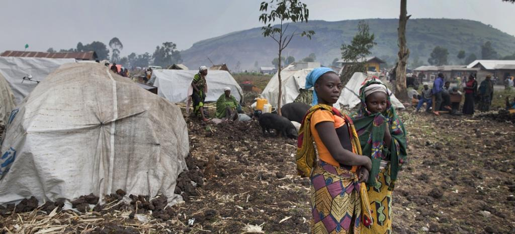 Millions of displaced people face dual hardship of COVID-19: Report. Photo: Wikimedia Commons