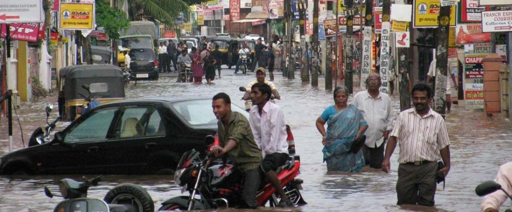 Monsoon withdrawal from parts of north west India has started: IMD. Photo: Flickr