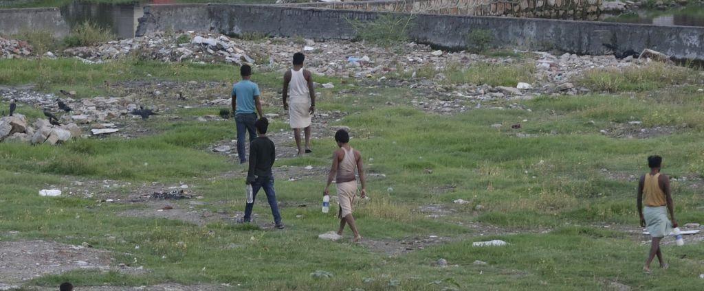 The novel coronavirus disease (COVID-19) pandemic has highlighted the importance of good sanitation practices. Photo: Vikas Choudhary