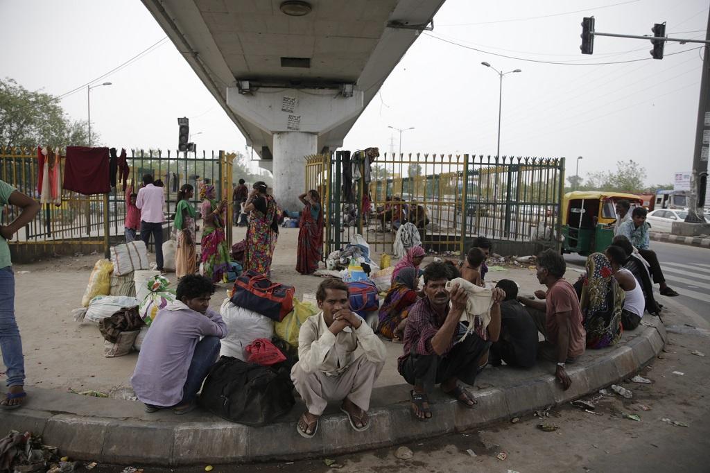 कोविड-19 की वजह से भारत में गरीबी महामारी का प्रकोप बढ़ेगा: फोटो: विकास चौधरी