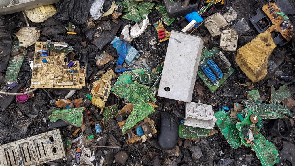 International E-Waste Day: Why India needs to step up its act on recycling. Photo: Wikimedia Commons