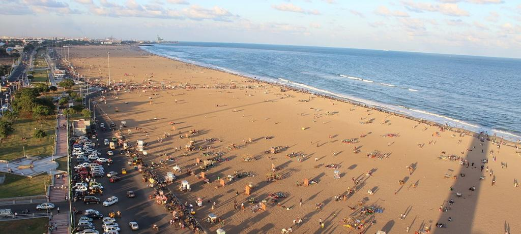 Heavy metals emerging as potential threat to public health on urban beaches: Study Photo: Wikimedia Commons