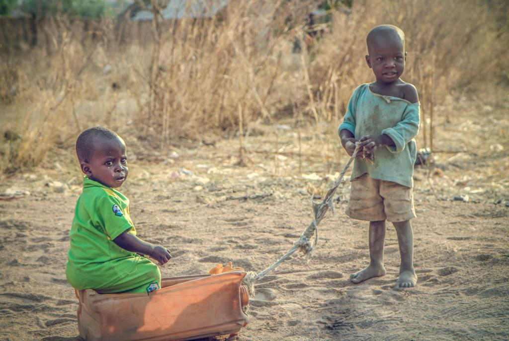African countries among the worst affected. Funding for child protection dropped to 38% in 2019 from 88% in 2018 in South Sudan. Photo: Wikimedia Commons