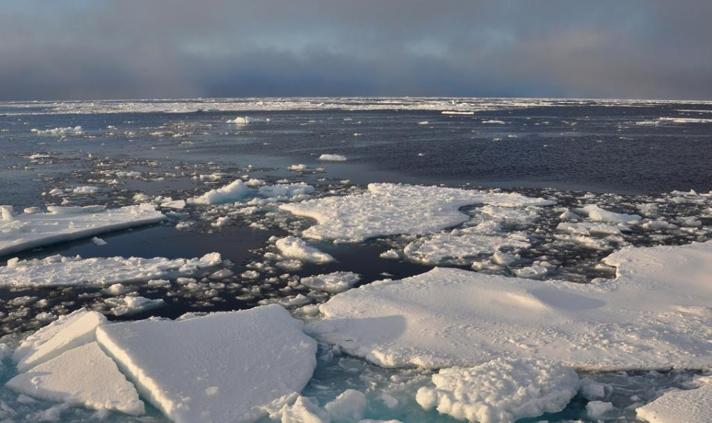Where's the sea ice? 3 reasons the Arctic freeze is unseasonably late and why it matters. Photo: Wikimedia Commons