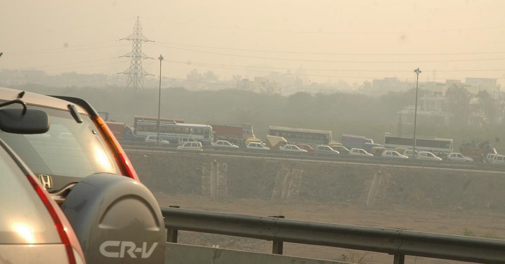 Delhi-NCR air quality commission: Order, order to new order. Photo: Samrat Mukherjee / CSE