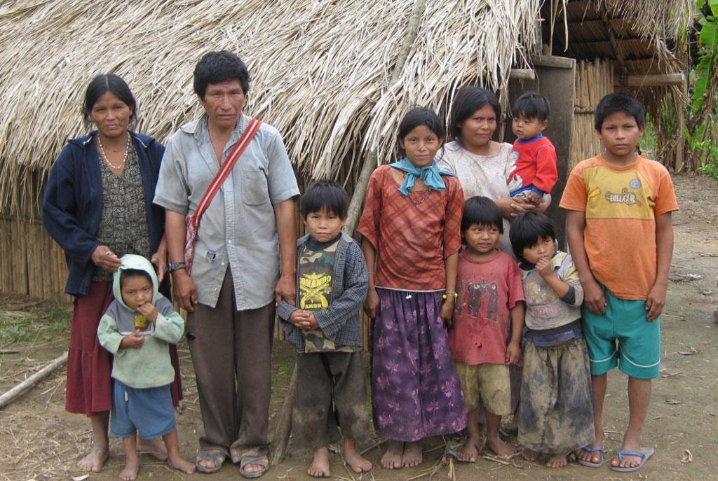 Tsimane, an indigenous population