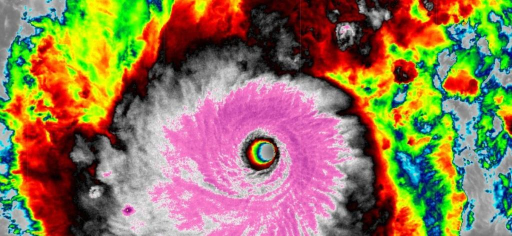Global Eco Watch: 'Strongest storm on Earth' in 2020, slams into the Philippines. Photo: @AlexLubbers2 / Twitter