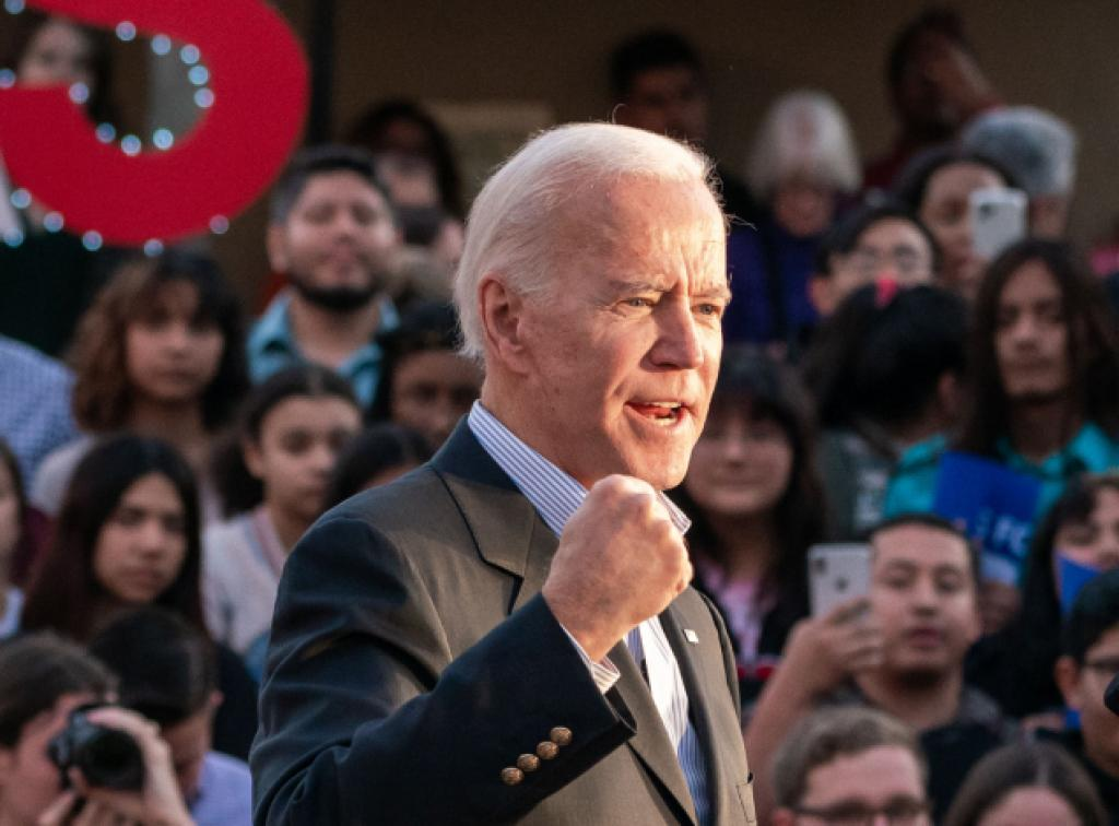 Even a potential election of Joe Biden as US president is unlikely to renew the fantasy of America as a liberal and redemptive power. Photo: joebiden.com
