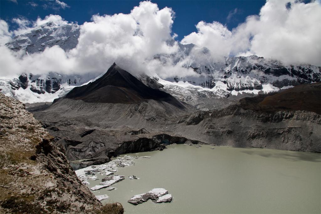 Glacial lake outburst floods