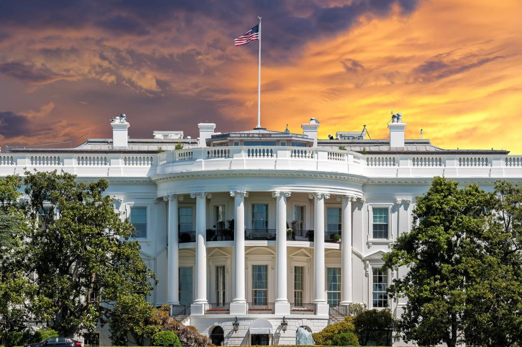 The White House, the abode of the US President in Washington DC. Photo: The Conversation / www.shutterstock.com
