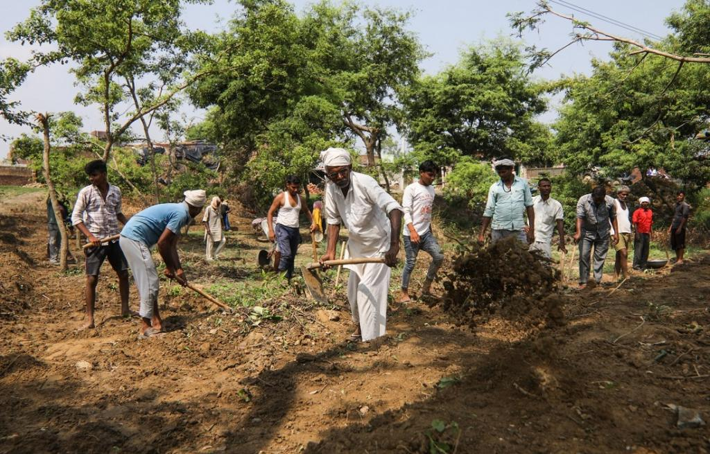 Can the pandemic help India foster rural livelihoods and build resilient villages?Photo: Vikas Choudhary / CSE