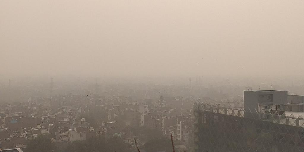 Delhi air slips to 'very poor', will deteriorate in next 2 days. Photo: Wikimedia Commons