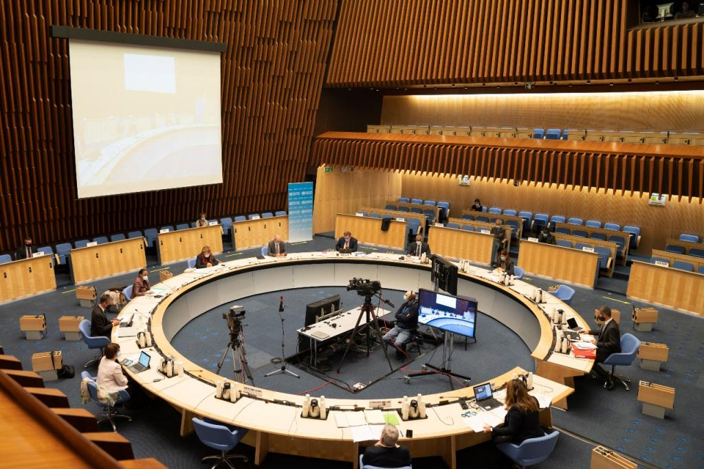 The 73rd World Health Assembly is being organised between November 9 and 14. Photo: WHO