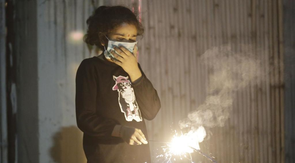 Diwali each year teaches us about India's culture of tolerating harm. Photo: Vikas Choudhary / CSE