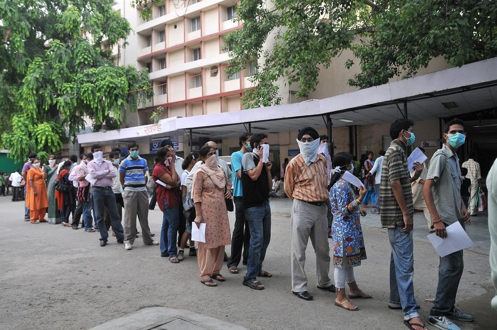 एएमआर की रोकथाम के लिए सरकारी स्वास्थ्य सेवाओं को अपनी भागीदारी निभानी होगी। फाइल फोटो: मीता अहलावत