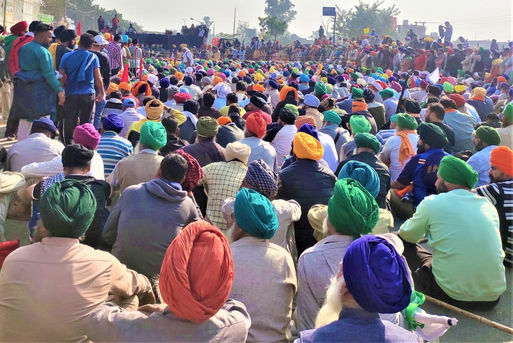 We are not going anywhere: Farmers at Singhu border ready for long haul