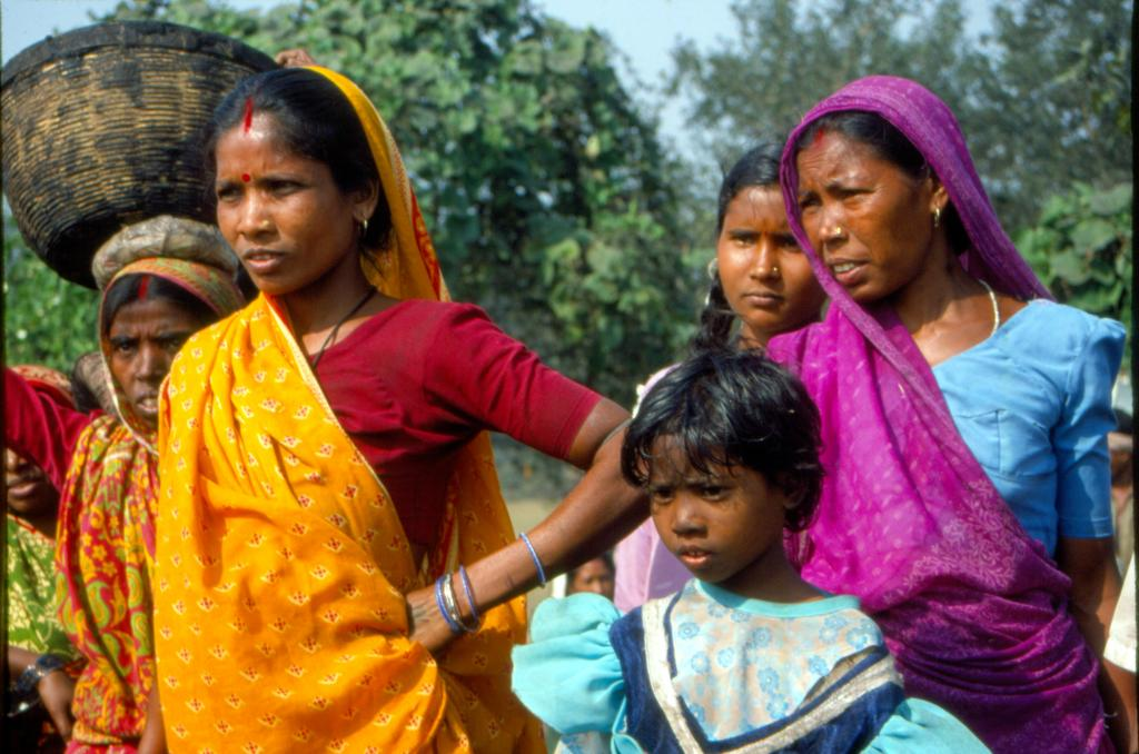 Gender-based violence across most Indian states declined in the past half-a-decade, according to the latest National Family Health Survey (NFHS). Photo: Surya Sen